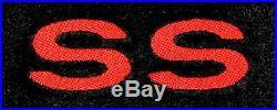 LLOYD Classic Loop FLOOR MATS with Red SS logo on all 4 mats 1993-2002 Camaro