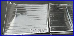 Lexus Ucf20 Ls400 All Clear Taillight Lenses Toyota Celsior Ucf21
