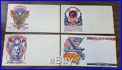 Lot Of 20 Us Staehle Unserviced Cacheted Covers All Diff 1941-44 Some Scarce