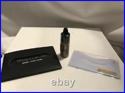 Luminess Air Airbrush ICON Makeup System No drip Stylus 3pc Med Kit & Brow Kit