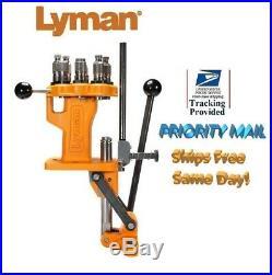 Lyman All American 8 Turret Press EIGHT STATIONS! NEW! # 7040750