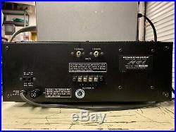 MARANTZ MODEL 250M Power Amplifier 125WithCH 30 day carry-in Warranty ALL original