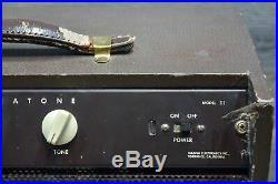 Magnatone Student Model 111 All-Tube 2.5-Watt 1x8 Guitar Combo Amplifier #23776