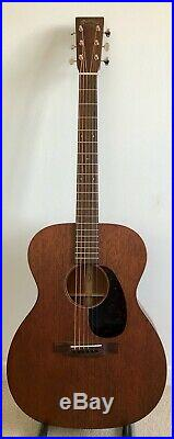 Martin 00015M Acoustic Guitar All Solid Woods Built in USA