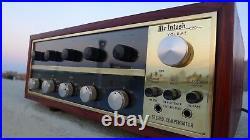 McIntosh C20 Tube PreAmplifier ALL Original C11 C22 era THE KING