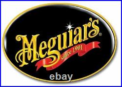 Meguiars Detailing Car Wax CUBE Storage Kit Bag STORES ALL KIT IN ONE PLACE