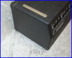Mesa Boogie Mark V Five all tube electric guitar amp head with footswitch