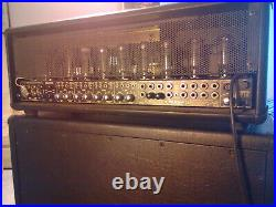 Mesa Boogie Road King Head (Version 1, 4 Channel all-tube head)