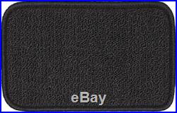 NEW! Black FLOOR MATS 2004-2008 PONTIAC Grand Prix GXP Embroidered Logo on all 4