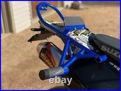 New Suzuki DRZ 400SM stunt bar (all years sm model)
