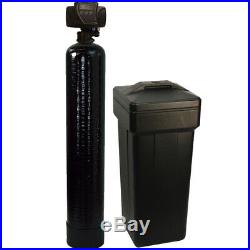 New, all in one Iron Sulfur Pro Plus 48k Fine Mesh Water Softener PLUS KDF85