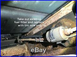 Nylon Fuel Return Vapor Line Kit 99-03 Chevrolet Silverado / GMC Sierra No FLEX