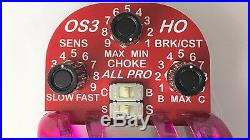 OS3 HO ALL Pro Slot Car Controller. Runs All HO cars