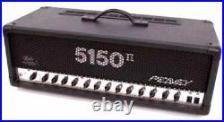 PEAVEY 5150MkII 120w 2-Ch All Tube Valve 240v Aust HEAD- RARE CLASSIC USED