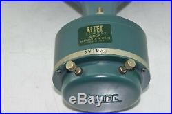 Pair of ALTEC 806A Drivers with ALTEC H-811B Horns 16 ohms VOTT All Original