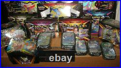 Pokemon COMPLETE Shining Fates 16 Box Lot All Products Tins Elite Trainer Vmax +