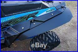 Polaris RZR XP 1000, XP Turbo Mud Flaps, MUD EDITION by ROKBLOKZ All New