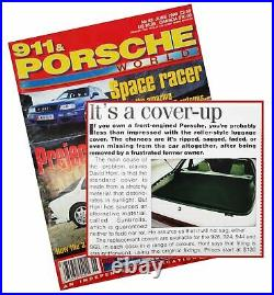 Porsche 928 Cargo Hatch Luggage Boot Cover, fits all 1980-1995 NEW