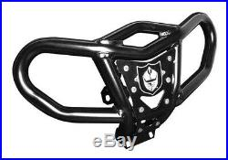 Pro Armor Bully Up Black Front Bumper Guard Yamaha Raptor 700 700R All Years