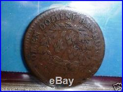 Rare in all grades NOT counterstamped 1767 A 12 Deniers French Colonies Coin