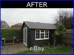 Rubber Roofing Kit For Garden Sheds, All Sizes Stocked, EPDM Membrane & Adhesive