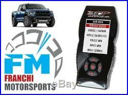 SCT X4 #7015 Tuner Programmer for all 1999 2019 Ford F-150 trucks