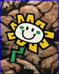 SUPER RARE Vintage Green Day Dookie SAMPLE shirt Liquid Blue 90s VTG XL all over