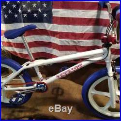 S&M BMX BIKE 20 22 or 24inch USA MADE CUSTOM FOR U! ALL S&M FIT cranks wheels