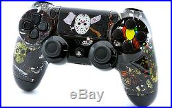 Scary Party PS4 Rapid Fire 40 MODS Controller for COD, BO4, Destiny All Games