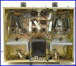 Scott LK-150 Amplifier, Very Clean, All Original, Rebuilt Power Supply