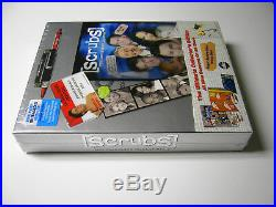 Scrubs The Complete Series All Seasons 1-9 26 DVD Collection Collectible Box Set