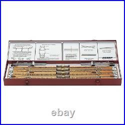 Set of 4 Champ Centerline Gauges 6010 Use on All Symmetrical Control Holes