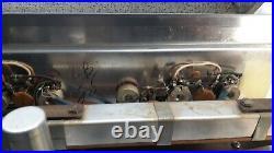 Silvertone 1484 Tube Amp Twin Twelve Head All Original, Unmodified 12 Vacuum
