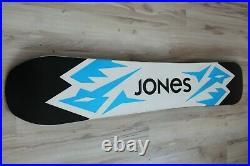 Snowboard All-Mountain Jones Mountain Twin 157cm