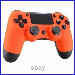 Soft Orange PS4 PRO Rapid Fire 40 MODS controller for COD BO3 All Games CUH-ZCT2