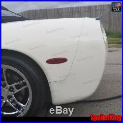 SpoilerKing Rear Trunk Spoiler DUCKBILL 284GC (Fits Corvette C5 1997-2004 all)