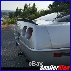 SpoilerKing Rear Trunk Spoiler DUCKBILL 284P (Fits Corvette C4 1984-1996 all)