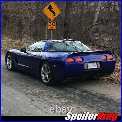 SpoilerKing Rear Trunk Spoiler DUCKBILL 380PC (Fits Corvette C5 1997-2004 all)