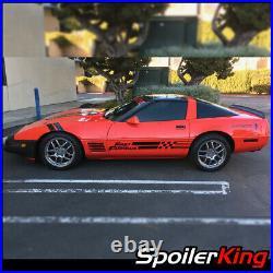 SpoilerKing Rear Trunk Spoiler DUCKBILL 380P (Fits Corvette C4 1984-1996 all)