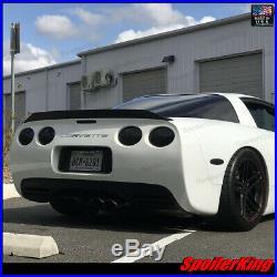 SpoilerKing Rear Trunk Spoiler DUCKBILL 380P (Fits Corvette C5 1997-2004 all)