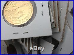 Super Wholesale Mega Lot Of U. S. A. Proof Coins 300 Coins All Denominations