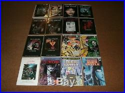 The Crow 1-3, Caliber Presents 1, 15, X-Mas Special, All First Prints With Bonus