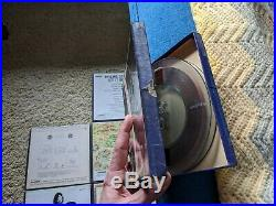 The Rolling Stones Reel to Reel tapes-SIX- all 3.75ips except for StickyFinger