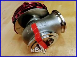 TiAL Sport MVR Wastegate with All Springs, Flanges & Clamps (44mm) RED MVR. R