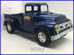 Tonka 1957 Ford No. 880-6 Pick-Up Truck All Original Great Shape Best on Ebay