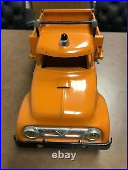 Tonka 1957 Hi-Way Service Truck 3 in 1 State Hwy Dump All Original
