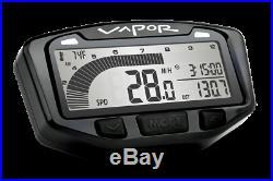 Trail Tech SUZUKI DRZ400 ALL Vapor Stealth Black Tach Tachometer Speedometer
