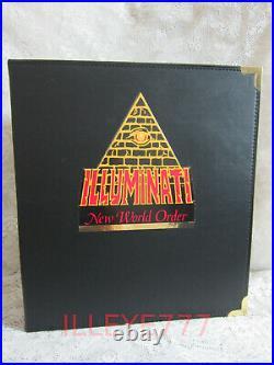UNLIMITED 1995 COMPLETE ALL 409 Illuminati INWO Card Game NUKE EPIDEMIC