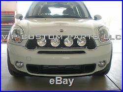 VCP Mini Cooper Countryman S/ALL 4 S quad driving light brackets