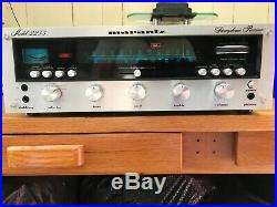 VINTAGE MARANTZ 2235 STEREO RECEIVER All Functions Tested in Original OEM BOX